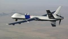A predator drone on surveillance oversight program.