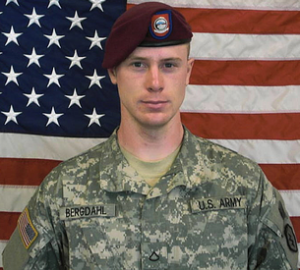 Bowe Bergdahl: the only American soldier captured in Afghanistan, and the only soldier in history that a country wanted to free and then wanted to return to captivity