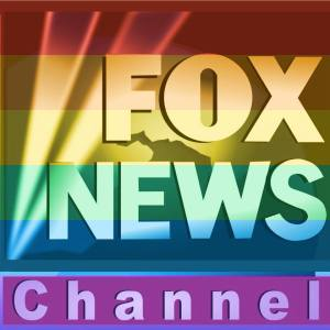 Fox News might have done the celebratory rainbow filter as well, given a huge bump in the ratings the channel received immediately following the decision.